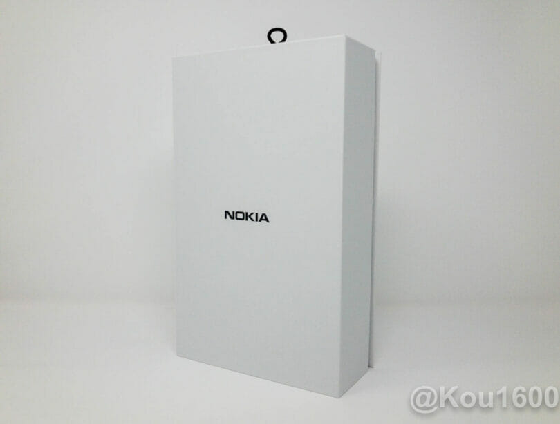 Nokia Sleep開封