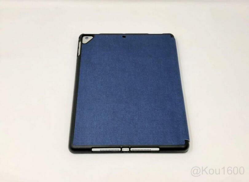 iPad-Oittmカバー背面