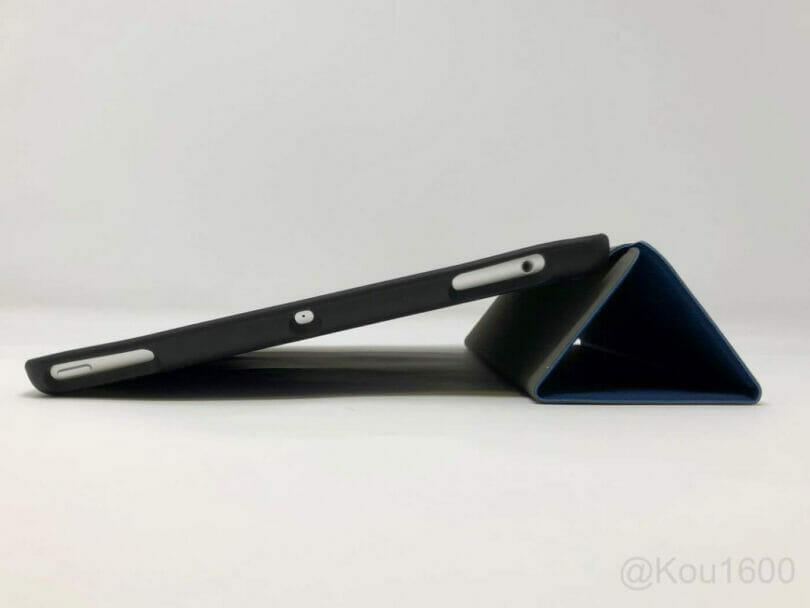 iPad-Oittmカバー キーボードスタンドモード