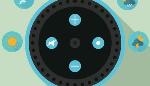 Amazon Echo(アレクサ)で「天気」を聞く際の便利な設定・使い方