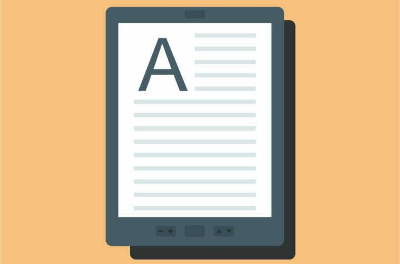 Kindleのイメージ