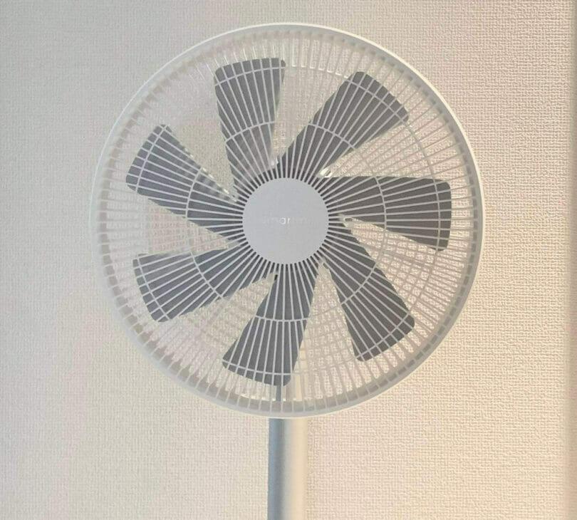 Smartmi扇風機の外観