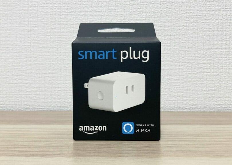 Amazonスマートプラグのパッケージ画像