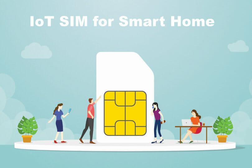 IoT SIMのイメージ画像