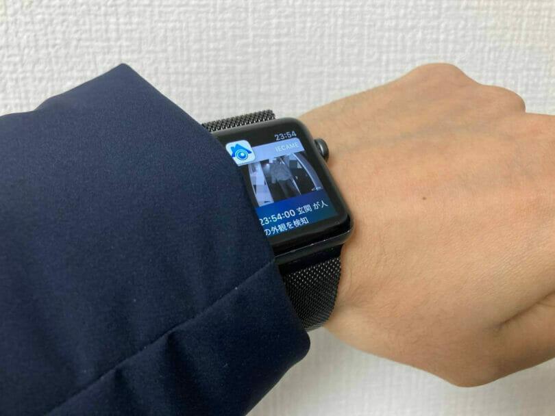 Apple Watchからの操作