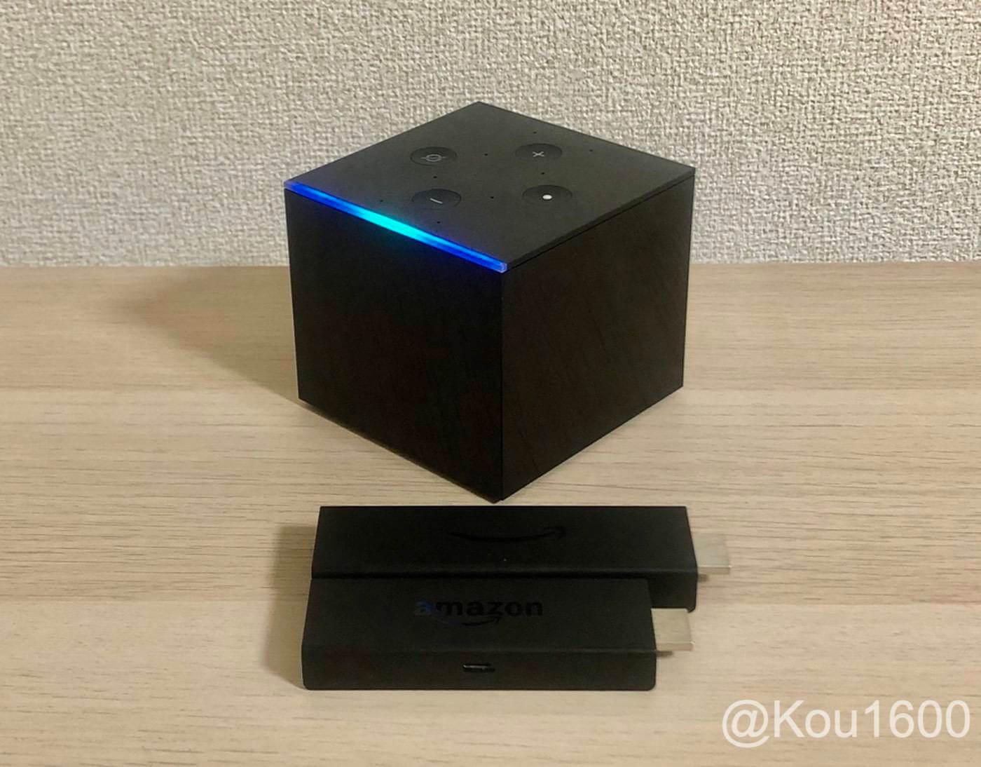 Fire TV Cubeのアレクサ