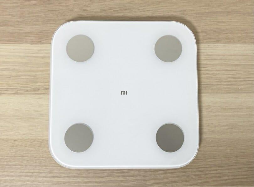 Xiaomi miスマート体組成計2 実機画像