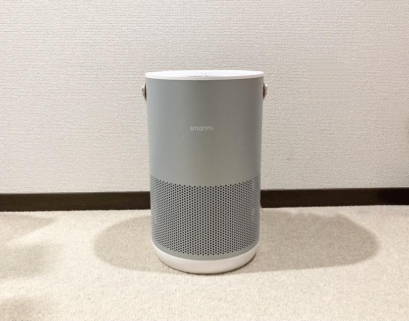 smartmi空気清浄機 実機