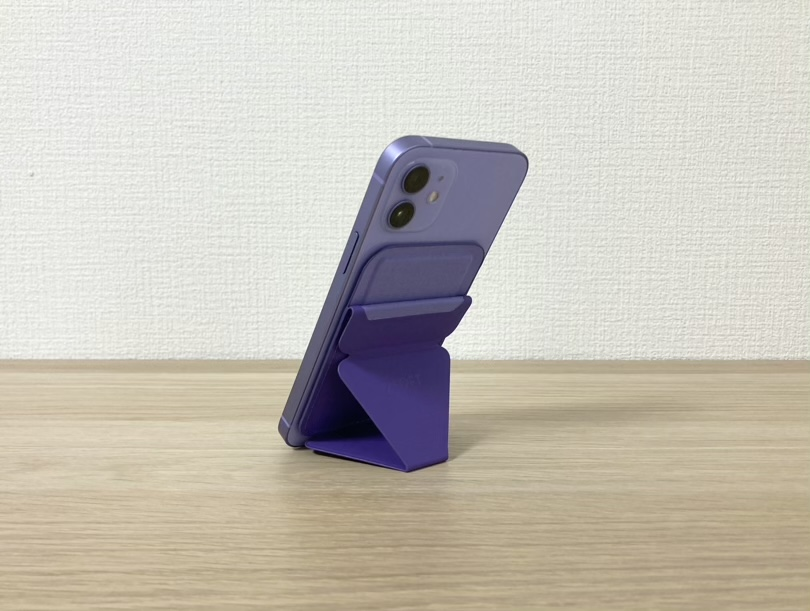 MOFT Snap-Onパープル